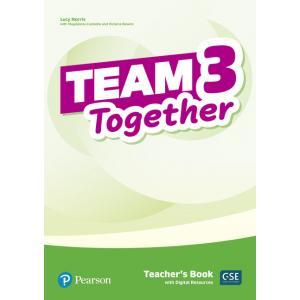 Team Together 3. Teacher's Book + Digital Resources