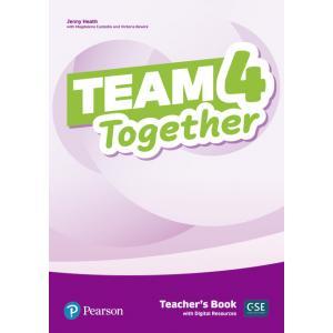 Team Together 4. Teacher's Book + Digital Resources