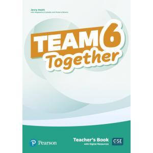 Team Together 6. Teacher's Book + Digital Resources
