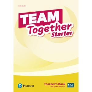 Team Together Starter. Teacher's Book + Digital Resources