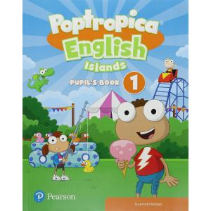 Poptropica English Islands 1. Pupil's Book + Online World Access Code