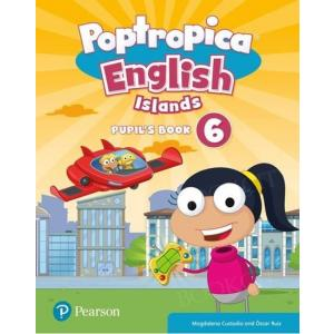 Poptropica English Islands 6. Pupil's Book + Online World Access Code
