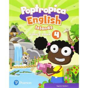 Poptropica English Islands 4. Pupil's Book + Online World Access Code