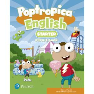 Poptropica English Starter. Pupil's Book + Online World Access Code