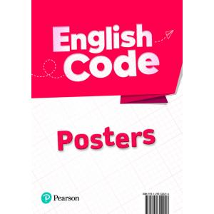 English Code. Posters