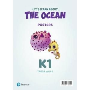 Let's Learn About the Ocean K1. Posters