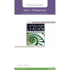 Language Leader NE Pre-Int eText and MEL SOAC