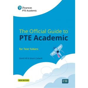 Official Guide to PTE Academic. Student's Book with digital resources and online practice