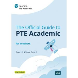 Official Guide to PTE Academic. Teacher's Book with digital resources and online practice