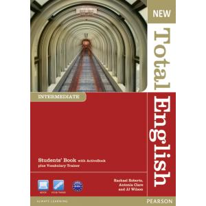 Total English NEW Intermediate. eText Student Online Access Code
