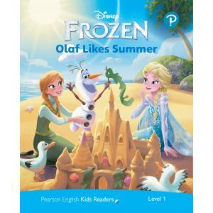 PEKR Olaf Likes Summer (1) DISNEY