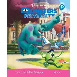 PEKR Monsters University (2) DISNEY