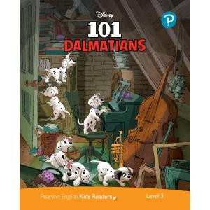 PEKR 101 Dalmatians (3) DISNEY