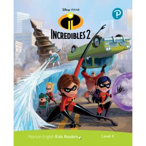 PEKR The Incredibles 2 (4) DISNEY