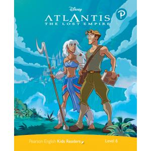 PEKR Atlantis: The Lost Empire (6) DISNEY