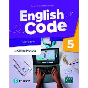English Code 5. Pupil's Book with Online Access Code