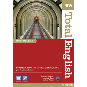Total English NEW Intermediate. eText and MyEnglishLab Online Access Code