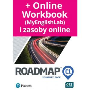 Roadmap C1. Students' Book with digital resources and mobile app with Online Practice + eBook
