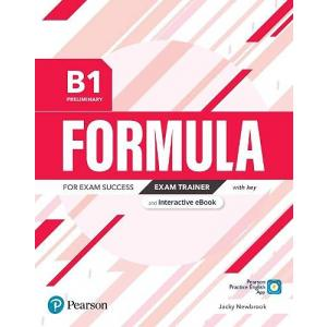 Formula. B1 Preliminary. Exam Trainer with key with student online resources + App + eBook