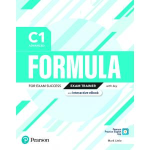 Formula. C1 Advanced. Exam Trainer with key with student online resources + App + eBook