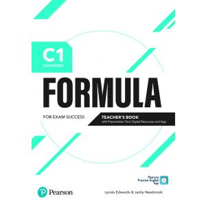 Formula. C1 Advanced. Teacher's Book with Presentation Tool and Online resources + App + ebooks
