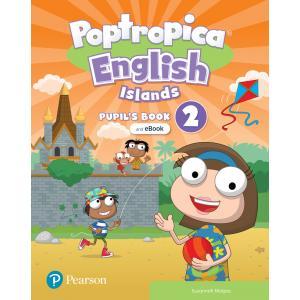 Poptropica English Islands 2. Pupil's Book + Online World Access Code + eBook