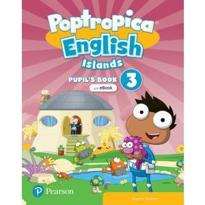 Poptropica English Islands 3. Pupil's Book + Online World Access Code + eBook