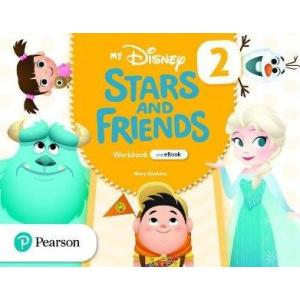 My Disney Stars and Friends 2. Workbook with eBook