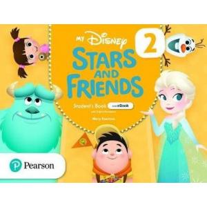 My Disney Stars and Friends 2. Student's Book + eBook with digital resources