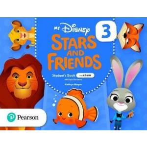 My Disney Stars and Friends 3. Student's Book + eBook with digital resources