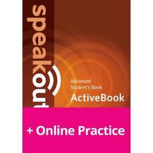 Speakout 2ND Edition. Advanced. Students' Book + Active Book + MyEnglishLab v2
