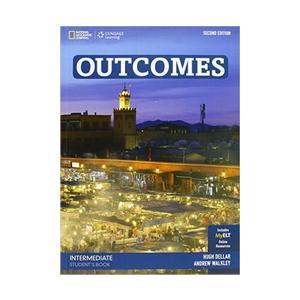 Outcomes Intermediate 2nd Edition. Podręcznik + DVD + Access Code