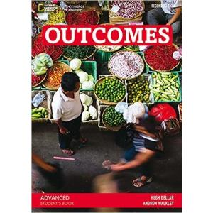 Outcomes Advanced 2nd Edition. Podręcznik + DVD + Access Code