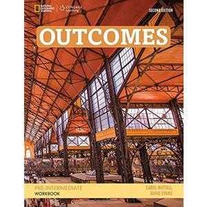 Outcomes Pre-Intermediate 2nd Edition. Ćwiczenia + CD
