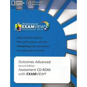 Outcomes 2nd Edition Advanced Exam View + CD