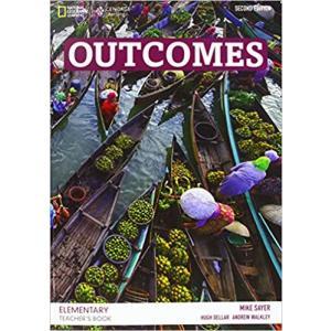 Outcomes Elementary 2nd Edition. Książka Nauczyciela + CD