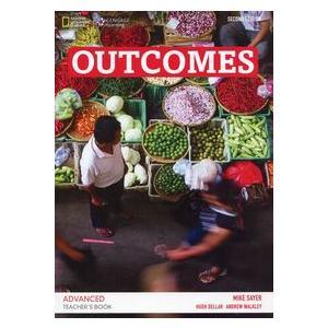 Outcomes Advanced 2nd Edition. Książka Nauczyciela + CD