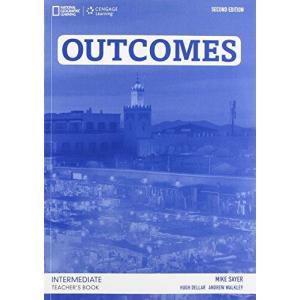 Outcomes Intermediate 2nd Edition. Książka Nauczyciela + CD
