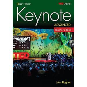 Keynote C1. Książka Nauczyciela + DVD