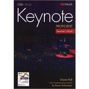 Keynote C2. Książka Nauczyciela + DVD