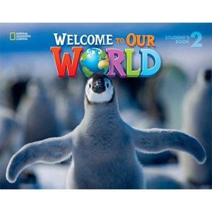 Welcome to Our World 2. Podręcznik