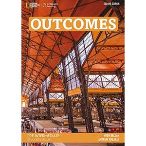 Outcomes Pre-Intermediate 2nd Edition. Podręcznik +  DVD