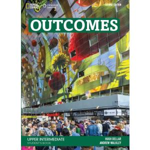 Outcomes Upper Intermediate 2nd Edition. Podręcznik + DVD