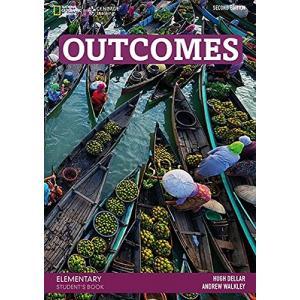 Outcomes Elementary 2nd Edition. Podręcznik + DVD