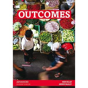 Outcomes Advanced 2nd Ed Student's Book +Class DVD