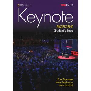 Keynote C2 Proficient Student's Book with DVD-ROM and MyELT Online Workbook