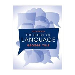 Study of Language. 6th Edition