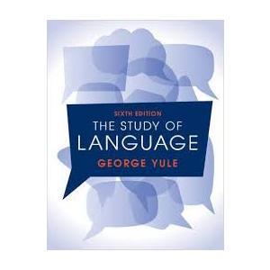 Study of Language. 6th Edition