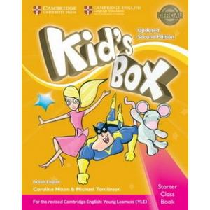 Kids Box Starter Updated Second Edition. Class Book + CD-ROM