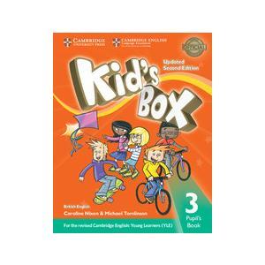 Kids Box 3 Updated Second Edition. Podręcznik